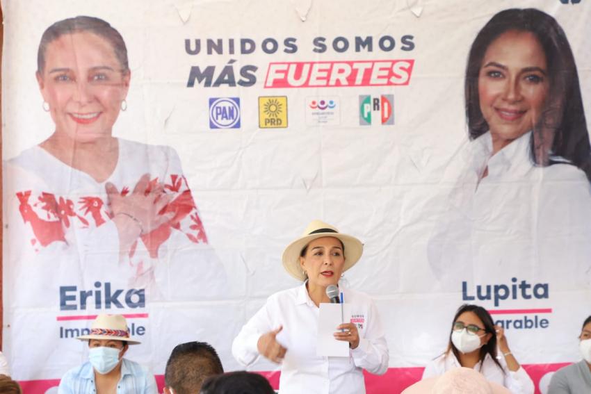 ERIKA RODRÍGUEZ PROPONE INCORPORAR PROGRAMAS SOCIALES ESTATALES