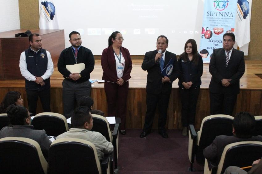 RECIBEN FUNCIONARIOS MUNICIPALES DE MINERAL DE LA REFORMA, CAPACITACIÓN EN DERECHOS HUMANOS