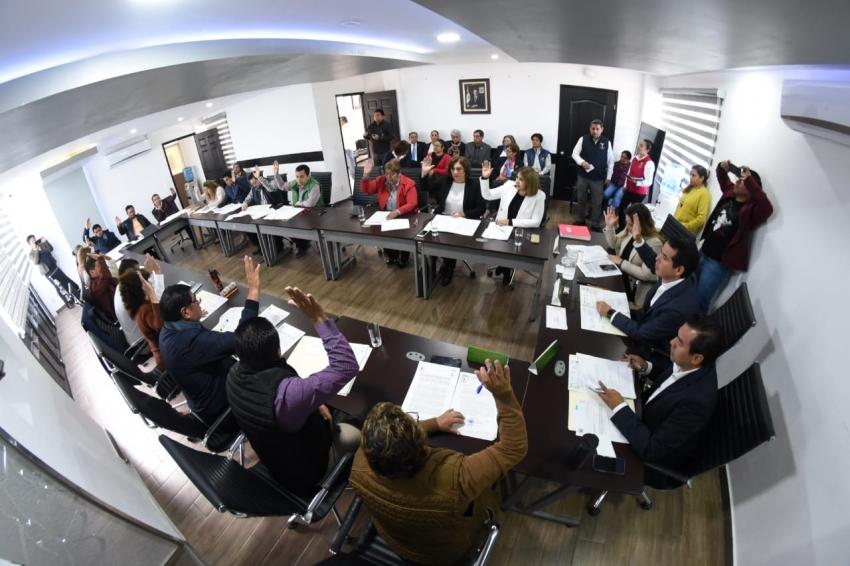 Aprueban nuevo reglamento de panteones para municipio de Tula.
