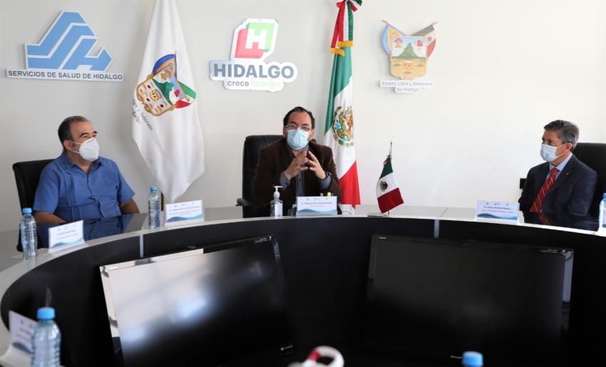 ANUNCIA TITULAR DE SSH NUEVOS NOMBRAMIENTOS PARA EL IMPULSO DE PROYECTOS EN FAVOR DE LA SALUD