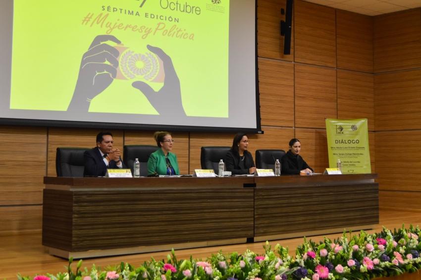 Entrega IEEH por séptimo año consecutivo Premio 17 de Octubre