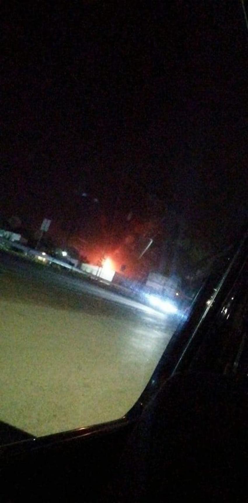 Confirman nueva explosión en El Durazno