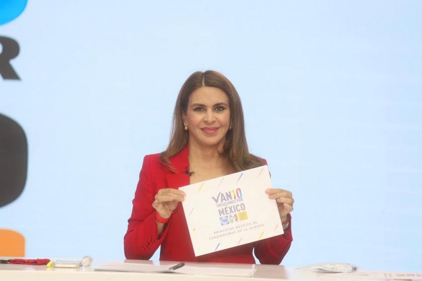 Construiremos la igualdad sustantiva para las mujeres: Carolina Viggiano