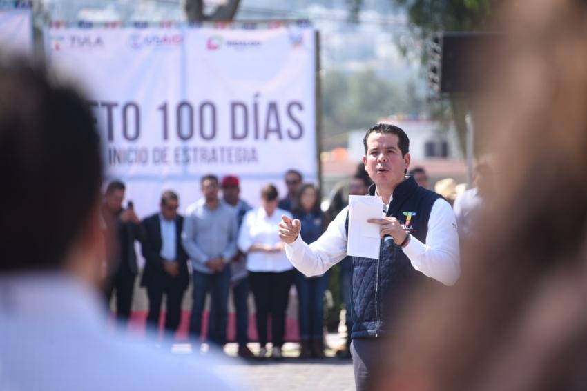 Comienza reto 100 días en Tula; atenderán de manera prioritaria, casos denunciados de robo y violencia familiar.