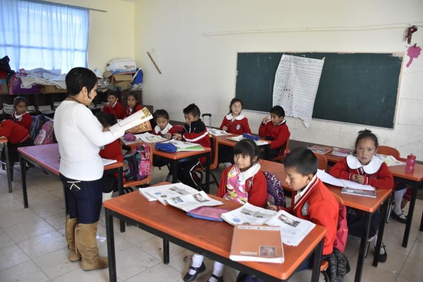 REGRESO A CLASES PRESENCIALES EN HIDALGO  CUANDO LAS CONDICIONES ASÍ LO PERMITAN