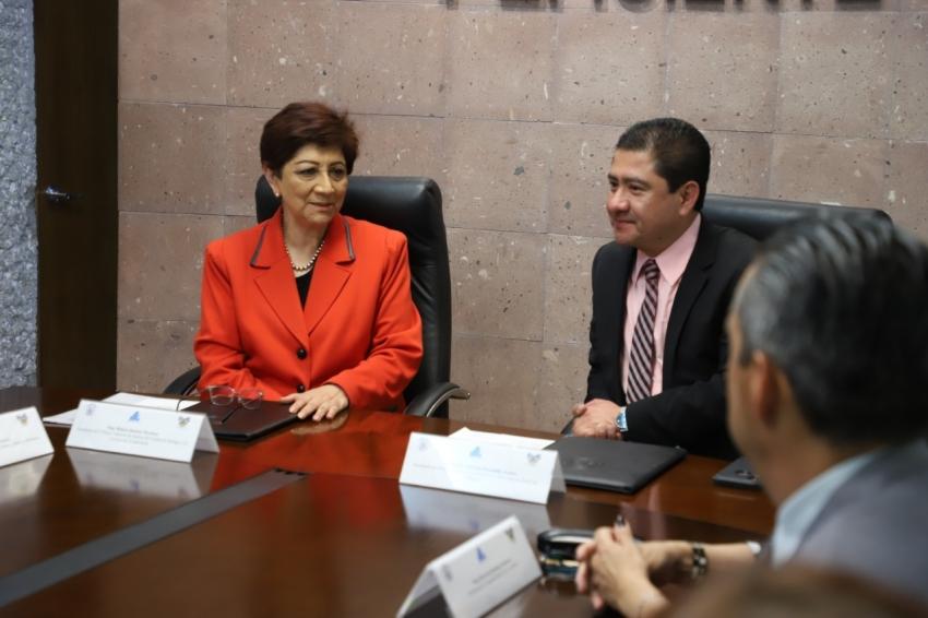 SSH Y TRIBUNAL SUPERIOR DE JUSTICIA FIRMAN CONVENIO PARA DESARROLLAR VALORACIONES MÉDICAS EN CASO DE CONFLICTOS FAMILIARES