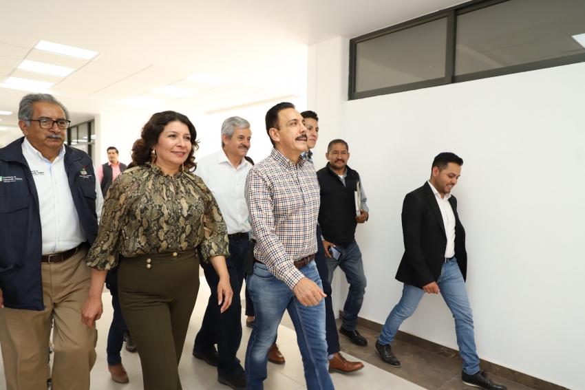 JUVENTUD, PRESENTE Y FUTURO DE MÉXICO E HIDALGO: OMAR FAYAD