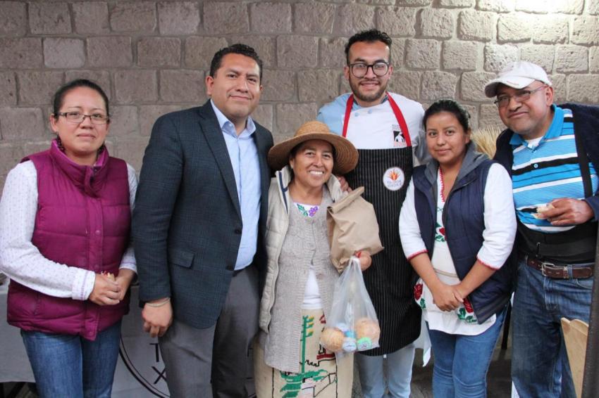 """Reactivarán economía de cocineras tradicionales a través del """"Llénate de Tradición"""""""