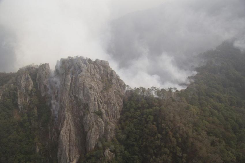 Respecto al incendio intermunicipal de Cardonal, Nicolás Flores y Tlahuiltepa se precisa lo siguiente: