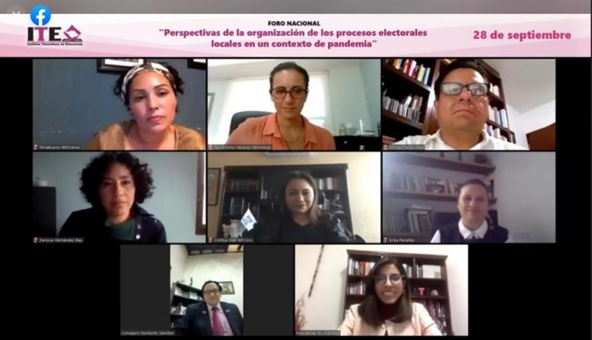 Experiencia del Proceso Electoral Local 2019-2020 en Hidalgo es referente nacional