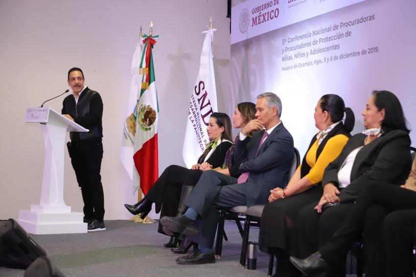 RECONOCE DIF NACIONAL TRABAJO DE FAYAD EN LA PROTECCIÓN  DE NIÑEZ Y ADOLESCENCIA