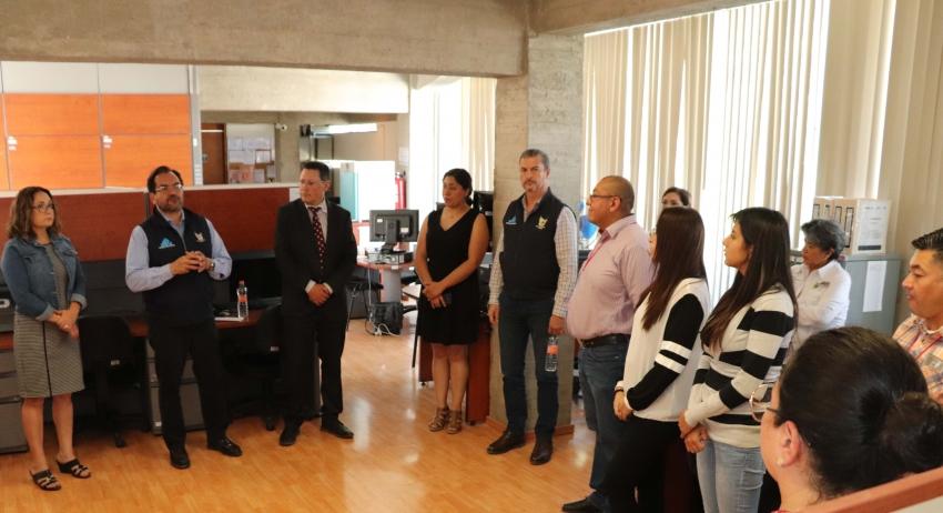 Ajustes en la Secretaría de Salud en Hidalgo