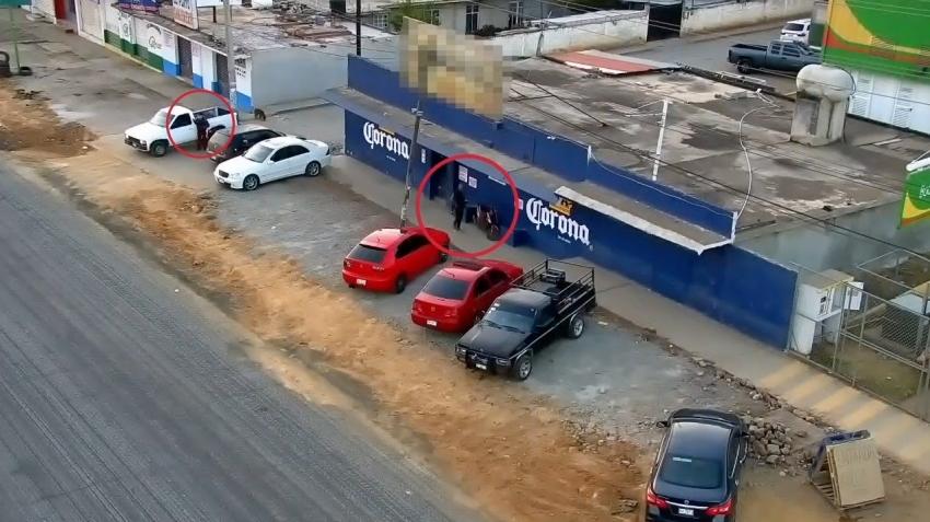 Con videovigilancia de 'Hidalgo Seguro',  presuntos desvalijadores detenidos en Tulancingo