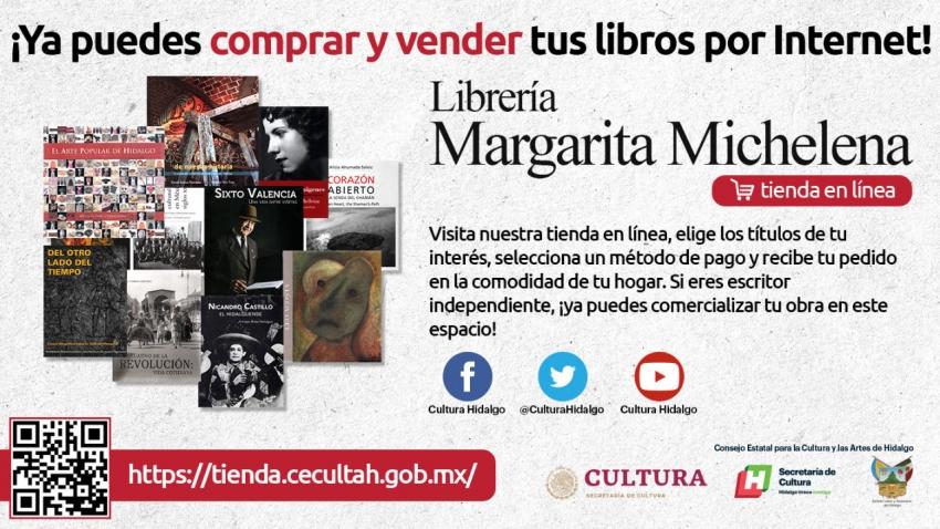 Nueva Plataforma Digital, Librería Margarita Michelena