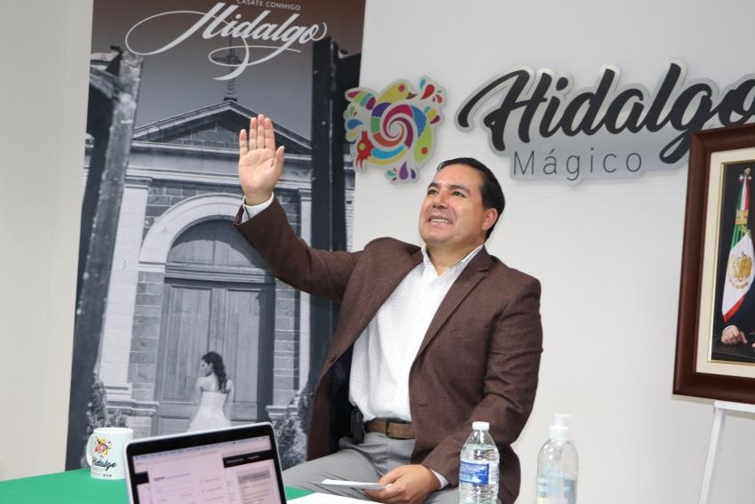 Turismo en Hidalgo se alista para recibir al  30% a visitantes y turistas con protocolos sanitarios reforzados.