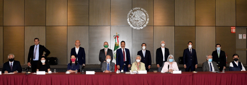 PROPONE FAYAD CONSIDERAR ASPECTOS ECONÓMICOS Y SOCIALES  EN EL SEMÁFORO EPIDEMIOLÓGICO