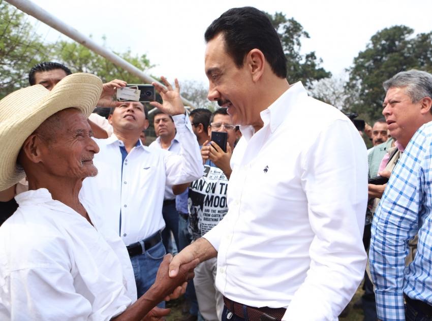 Hidalgo Te Nutre apuesta por la seguridad alimentaria de 55000 familias