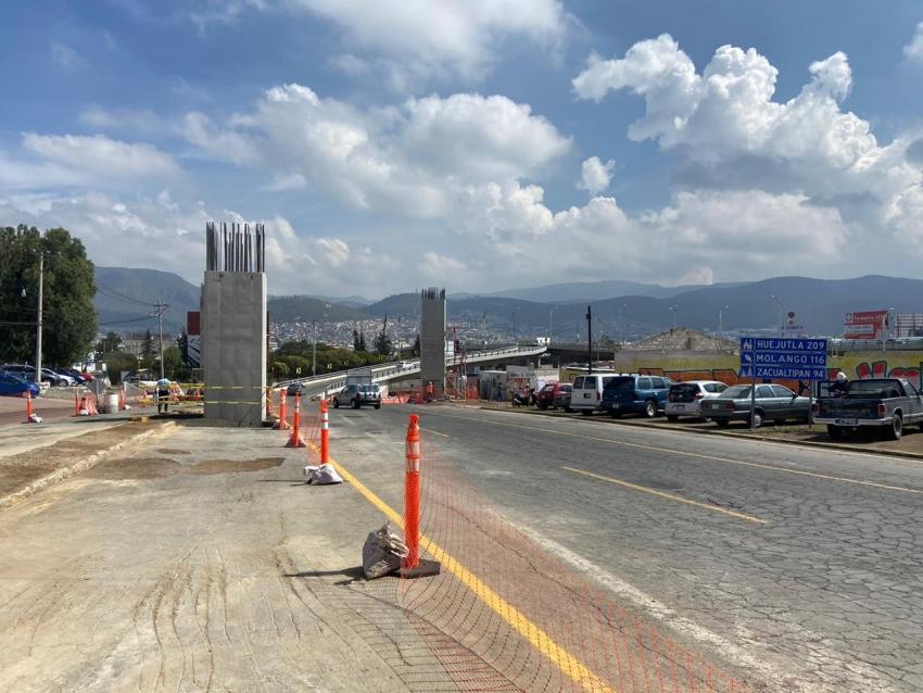Se cerrará la circulación en el sentido hacia el Corredor de la Montaña