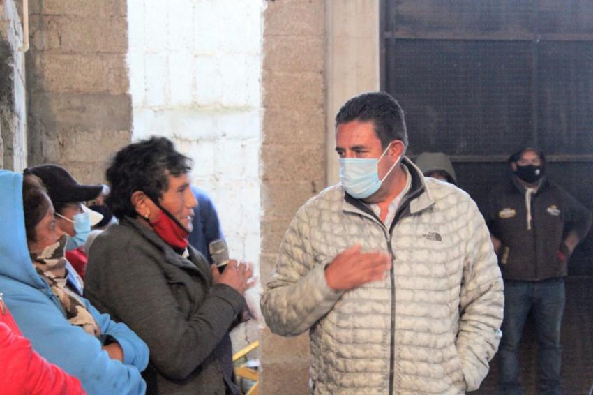 CON PASOS SEGUROS Y CONTUNDENTES, EN UNIDAD, LE HAREMOS JUSTICIA AL GRAN MUNICIPIO QUE ES CUAUTEPEC, ASEGURÓ MANOLO RIVERA