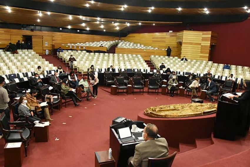 Instan al IMSS cumplir con sentencia y actualizan el Código Electoral de Hidalgo