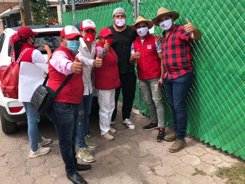 LAS ENCUESTAS COLOCAN A PATY GONZÁLEZ A LA CABEZA DE LAS PREFERENCIAS ELECTORALES EN TEPEAPULCO