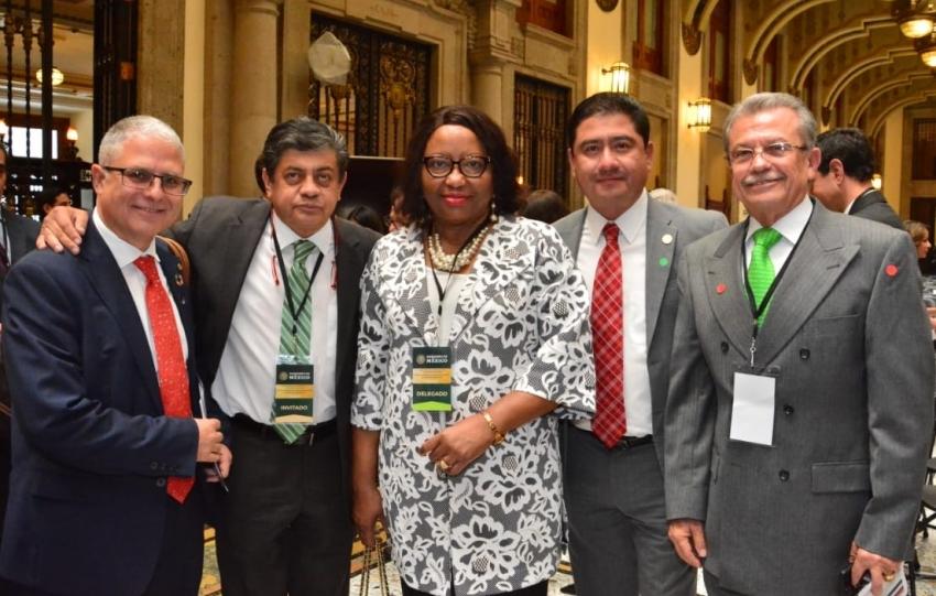 Destacable participación de Hidalgo en encuentro Internacional