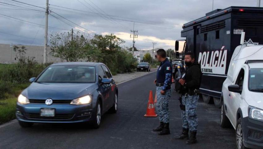 Reduce incidencia delictiva en Hidalgo