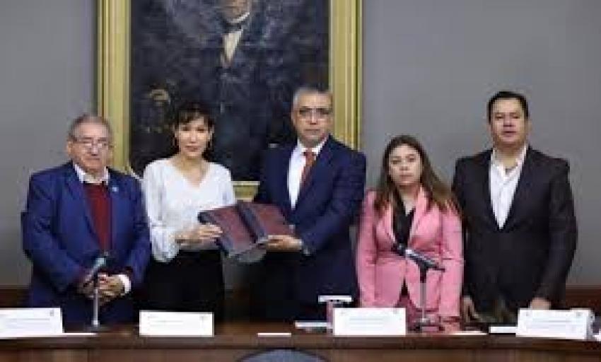 Realiza ASEH tercera entrega de informes de Cuenta Pública 2018 a LXIV Legislatura de Hidalgo