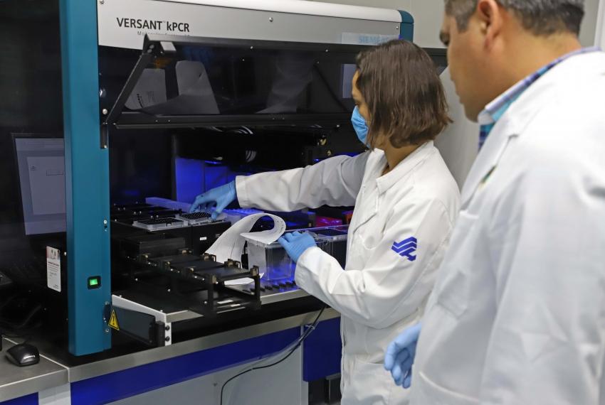 CONSOLIDA LABORATORIO ESTATAL IMPORTANTES AVANCES TECNOLÓGICOS EN 2018