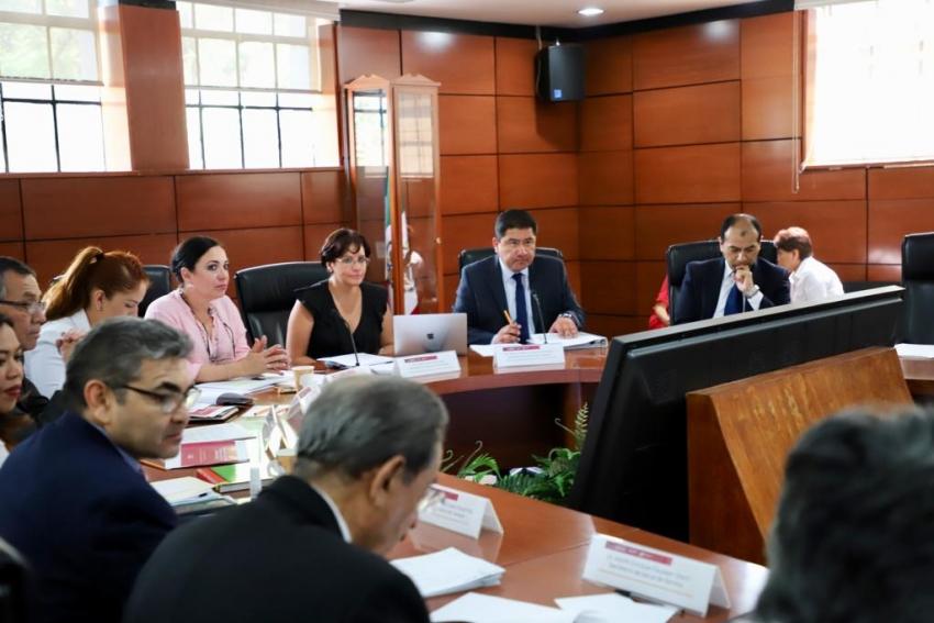 """Hidalgo, fue de las Entidades que mayor avance presentó como resultado del programa """"Medicamentos para todos""""."""