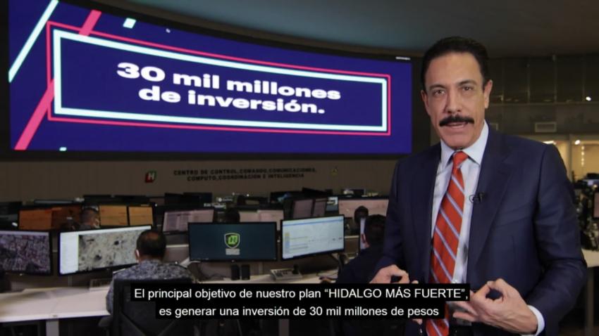 HIDALGO MÁS FUERTE CON 30 MIL MDP Y MÁS DE 20 MIL EMPLEOS