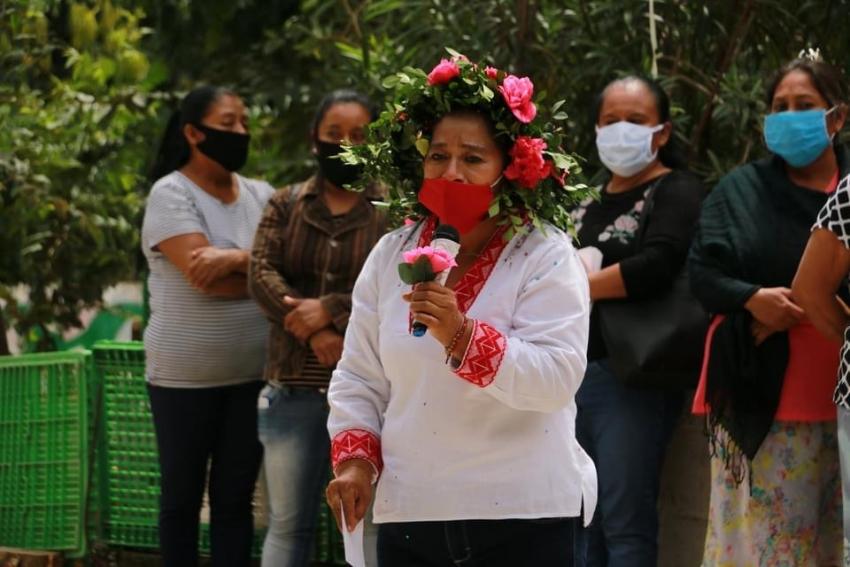 CON UN COMPROMISO FIRME Y DE FRENTE, DESTERRAMOS LAS FALSAS PROMESAS Y LA MENTIRA EN HUEJUTLA, SEÑALÓ ADELA PÉREZ.
