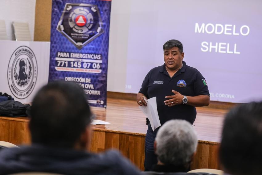 PC DE MINERAL REFUERZA ACCIONES PREVENTIVAS TRAS ACCIDENTE EN HACIENDA MARGARITA