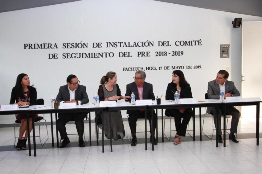 INSTALAN COMITÉ DE SEGUIMIENTO DEL PROGRAMA DE LA REFORMA EDUCATIVA PARA EL CICLO 2018 - 2019